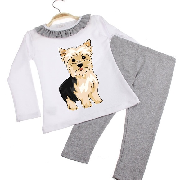 Other - Girls leggings suit